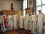 Msza z o. Generałem - Rocznica prymicji św. Maksymiliana