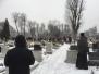 Pogrzeb śp. Zenony Jastrzębskiej