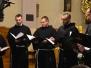 Schola gregoriańska w Łagiewnikach
