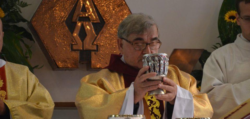 Jubileusz rektorski w dzień św. Franciszka