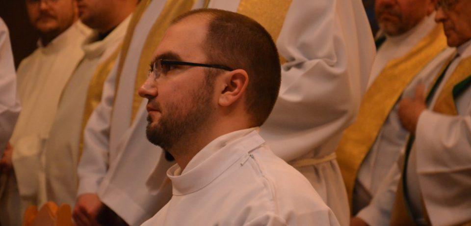 Ojciec diakon Eugeniusz