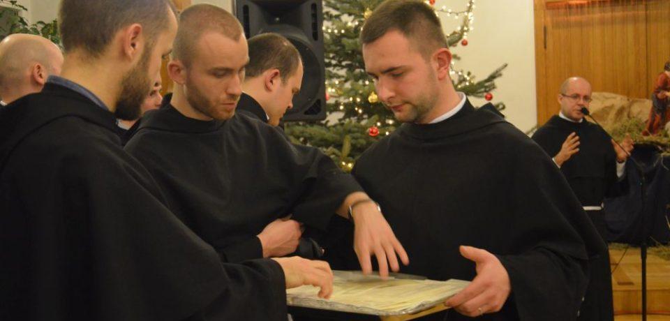 Opłatek w seminarium