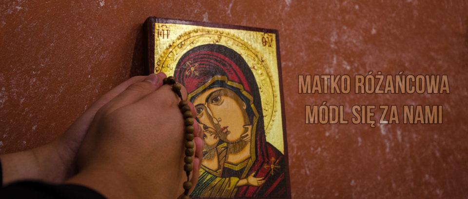 Październik – miesiąc Maryjny
