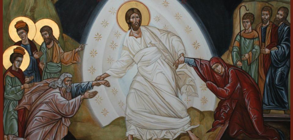 Chrystus zstępuje do piekieł