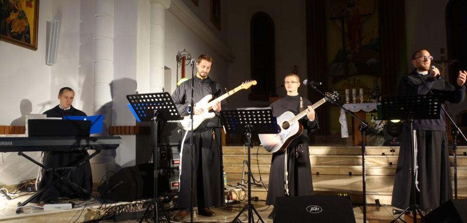 Pokój i Dobro na Koncercie Papieskim