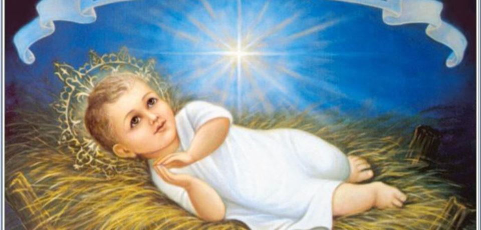 Boskie Dzieciątko, bądź uwielbione!