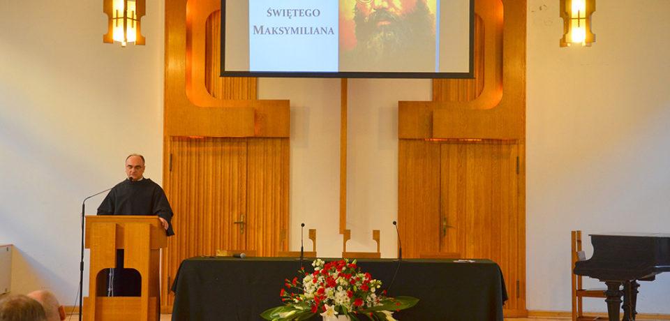 Sympozjum – wspomnienie św. Maksymiliana