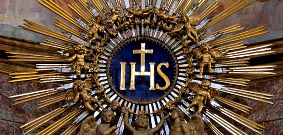 Najświętsze Imię Jezus