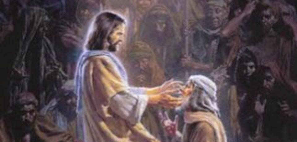 IV Niedziela Wielkiego Postu – LAETARE