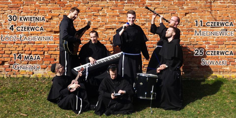Wiosenne koncerty zespołu