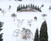 Seminarium pod śniegiem
