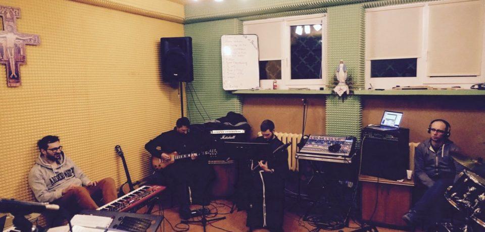 Przygotowania do nowej płyty