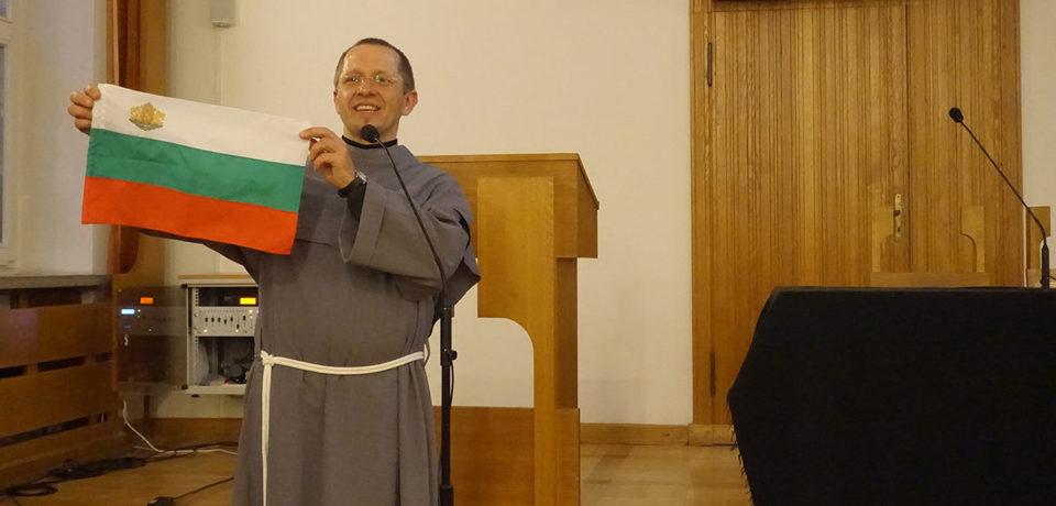 Misjonarz z Bułgarii