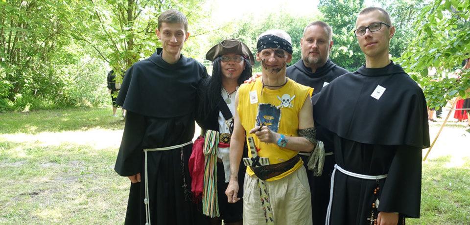 Odwiedziny u piratów