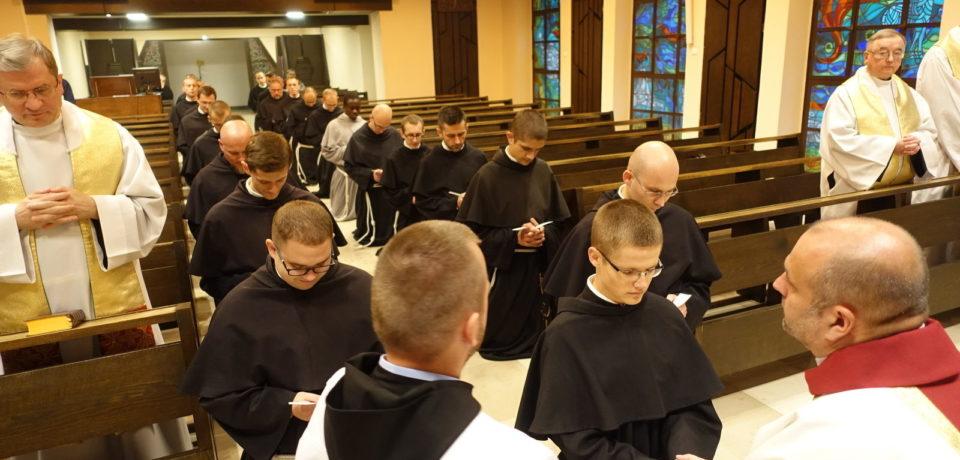 Odnowienie ślubów zakonnych