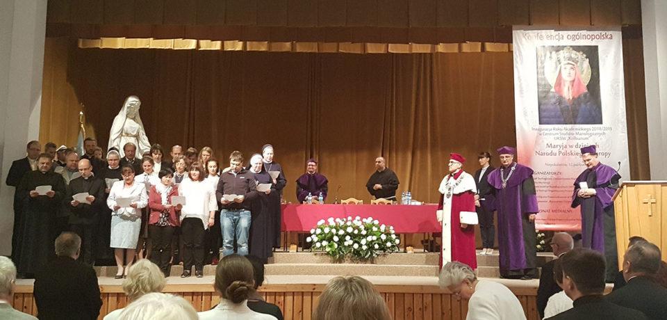 Inauguracja na Kolbianum