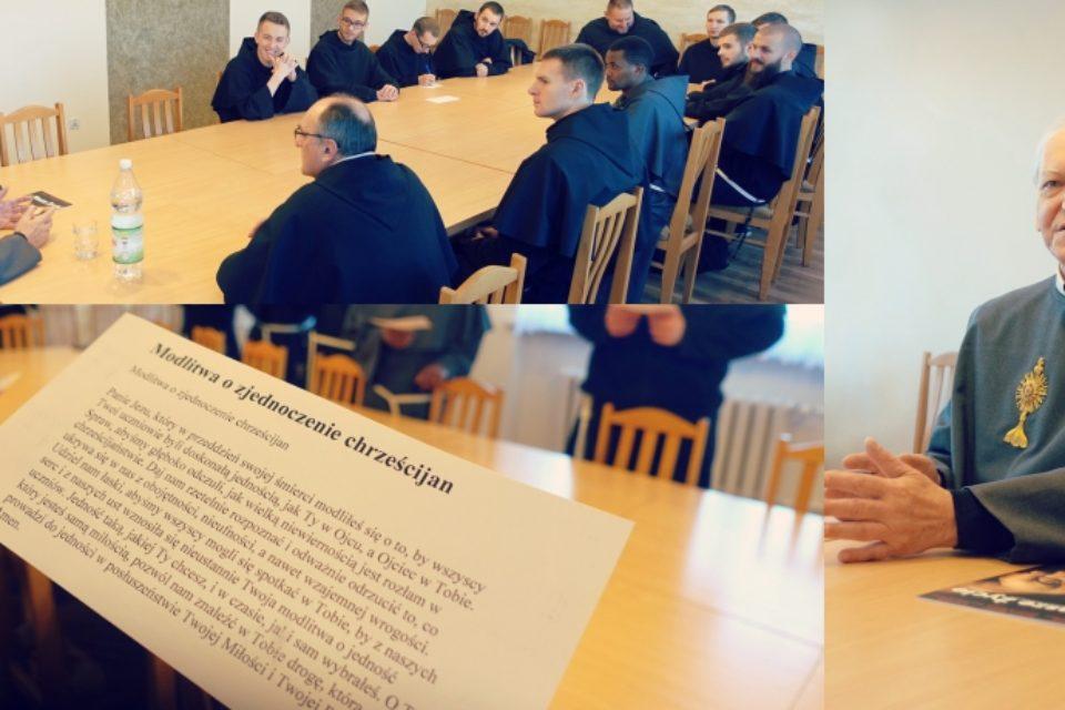 Koło ekumeniczne – spotkanie z gościem
