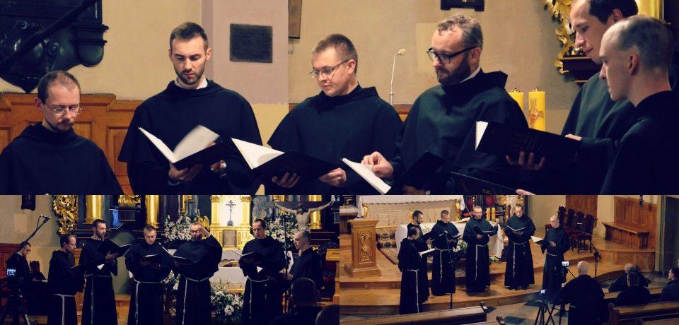 Koncert gregoriański we wspomnienie św. Cecylii