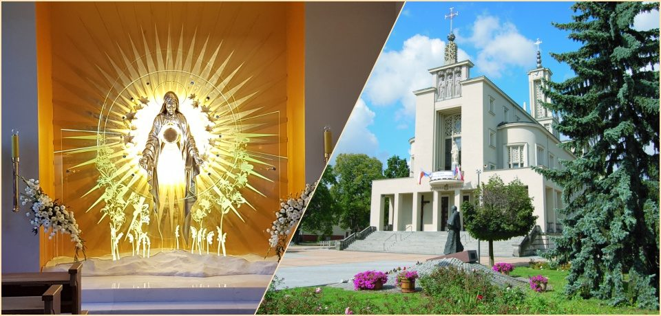 Schola gregoriańska w Niepokalanowie