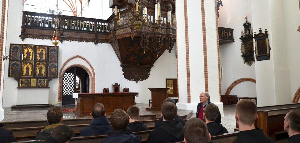 Wykłady z historii sztuki w Gdańsku
