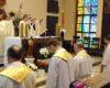 Prymicjanci w seminarium