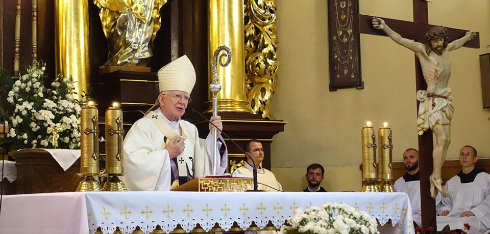 Rocznica beatyfikacji w dzień skupienia